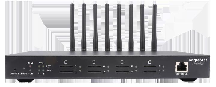 GSM/VoIP-шлюз CarpeStar CMG4008