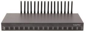 GSM/VoIP-шлюз СarpeStar CMG4016-16G